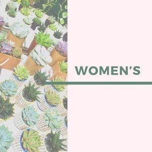 Tops - Women's Items